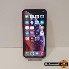 ìPhone XS 64GB Gold in Goede Staat - Accu 100%