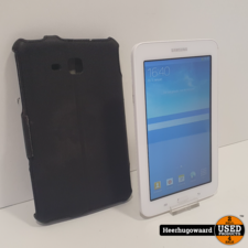 Samsung Galaxy Tab 3 7'' 8GB Wit in Nette Staat