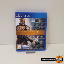 PS4 Game: Destiny The Collection