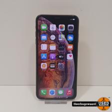 iPhone XS Max 64GB Gold in Zeer Nette Staat - Accu 89%