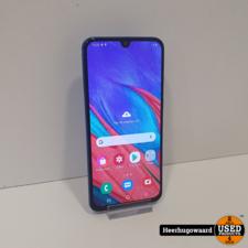 Samsung Galaxy A40 64GB Duo Sim Blue in Nieuwstaat