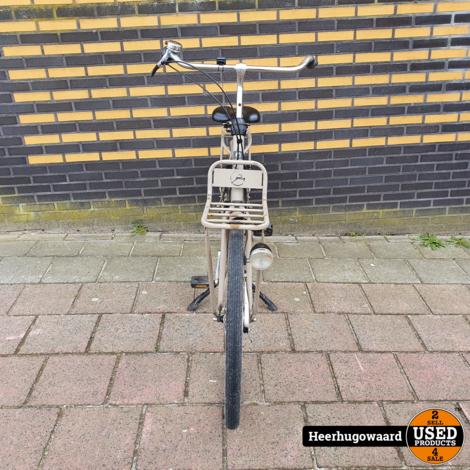 Gazelle Puur NL Transport / Damesfiets 7 Versnellingen in Goede Staat