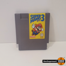 Nintendo NES Game: Super Mario Bros 3 Losse Casette