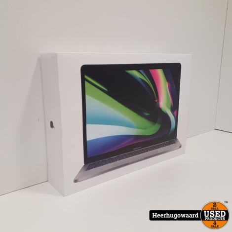 MacBook Pro 13 inch 2020 Nieuw in Doos - M1 8GB 256GB SSD