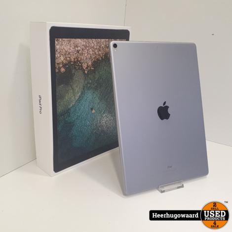 iPad Pro 12,9'' 2017 64GB 2nd Gen Space Grey Compleet in Zeer Nette Staat