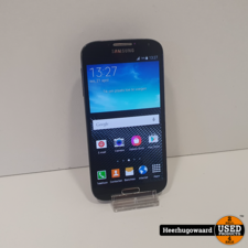 Samsung Galaxy S4 16GB Black in Goede Staat