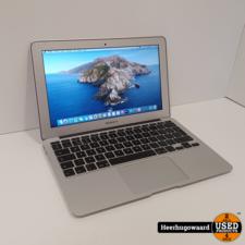 MacBook Air 11'' Mid 2011 - i5 1,6GHz 2GB 64GB Flash 42 Cycli