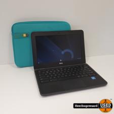 Dell Chromebook 11'' 3180 in Nette Staat - Celeron N3060 2GB 16GB
