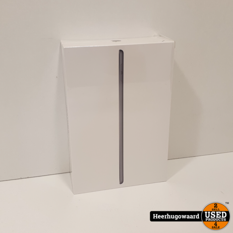 iPad Mini 2019 (5th Gen) 64GB Wifi + 4G Space Gray Nieuw in Seal