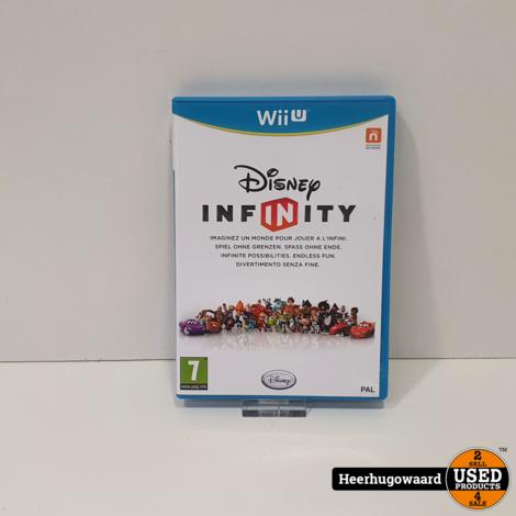 Wii U Game Disney Infinity