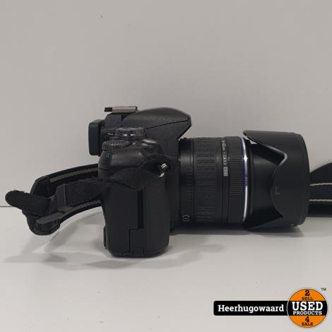 Olympus E-410 Digitale Camera incl. 14-42mm Lens in Nette Staat