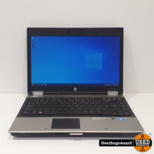HP EliteBook 8440P 14'' Laptop in Goede Staat - i5-M540 8GB 160GB SSD