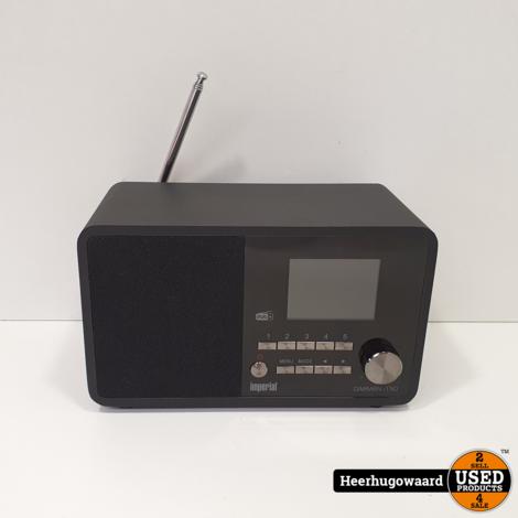 Imperial Dabman i150 Internet / Digitale Radio DAB+ in Zeer Nette Staat