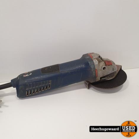Bosch GWS-12-125 CI Haakse Slijper 125mm in Redelijke Staat