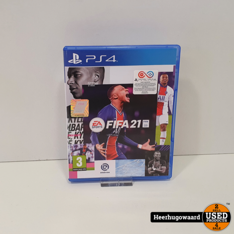 PS4 Game: Fifa 21