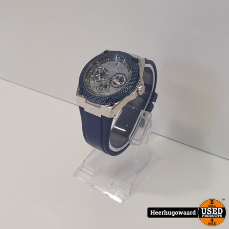 Guess W1049G1 Horloge in Nette Staat