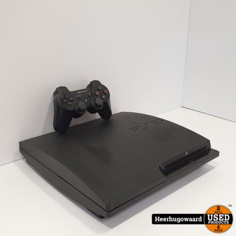 Playstation 3 Slim 320GB in Goede Staat