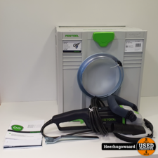 Festool Renofix RG 130 E-Plus Saneringsfreesmachine Nieuw in Systainer