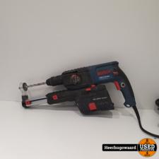 Bosch GBH 2-23 REA Afzuighamer SDS-Plus in Goede Staat