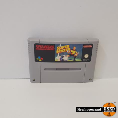 Nintendo SNES Game: Super Soccer