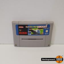 Nintendo SNES Game: Sensible Soccer
