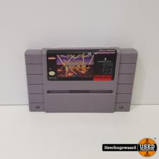 Nintendo SNES Game: Raiden