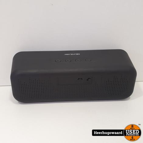 Soundlogic Bluetooth Speaker in Goede Staat