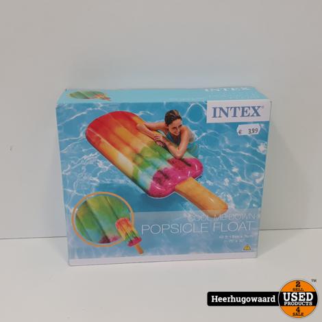 Intex Opblaasbare Popsicle Nieuw in Doos