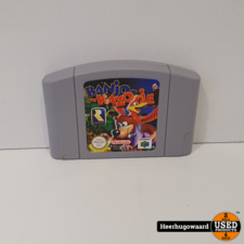 Nintendo 64 Game: Banjo-Kazooie in Nette Staat