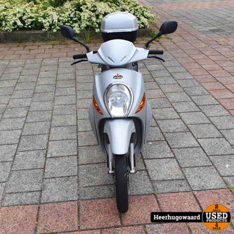 Malaguti Ciak 50cc 2-Takt Scooter - 2009 - 7845KM - Geel Kenteken