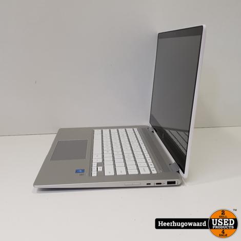 HP Chromebook x360 14b-ca0210nd Compleet in Nieuwstaat