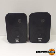 JBL Control One Compacte 2-Weg Speakers in Goede Staat