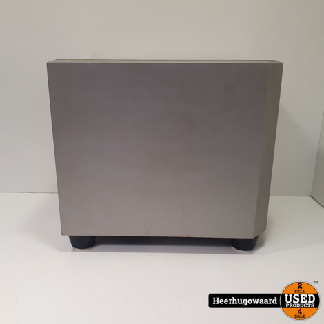 Boston PV350 Actieve Subwoofer in Goede Staat