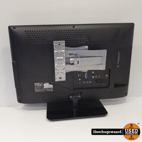 Philips 221TE4LB 21,5'' Full HD TV / Monitor in Goede Staat