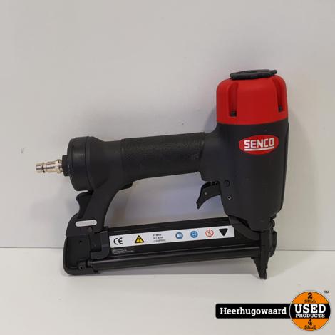 Senco S150LS Nietmachine 12-40mm in Goede Staat