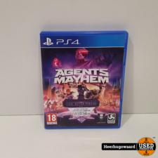 PS4 Game: Agents of Mayhem
