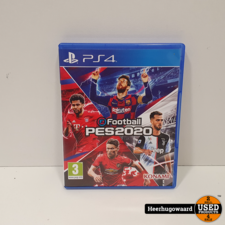 PS4 Game: PES Football 2020