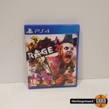 PS4 Game: Rage 2
