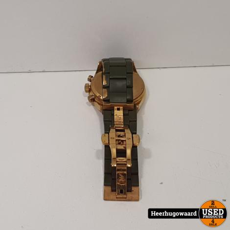 Emporio Armani AR-5890 Horloge in Goede Staat