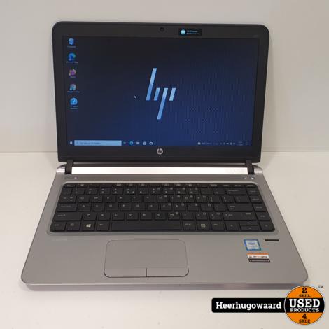 HP ProBook 430 G3 13,3'' Laptop - i5-6200U 4GB DDR4 128GB SSD