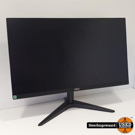 AOC 24B1XH 24'' Full HD IPS 60Hz Monitor in Goede Staat