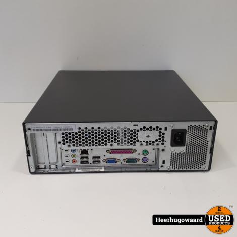 Lenovo Thinkcentre 7306-CTO Desktop PC - Core 2 Duo 4GB 500GB HDD