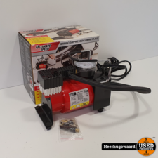 Ultimate Speed UMK 10 A1 Mini Compressor Nieuw in Doos
