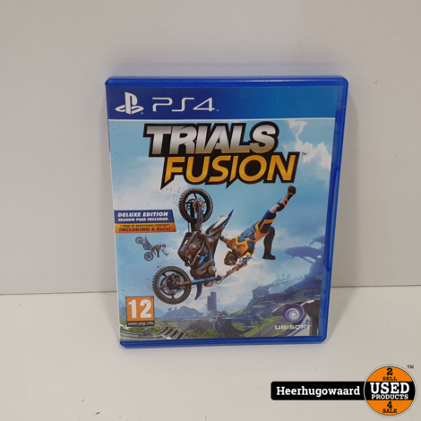 PS4 Game: Trials Fusion