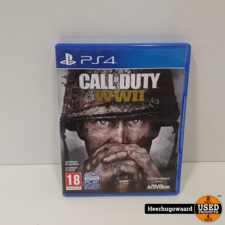 PS4 Game: Call of Duty World War 2