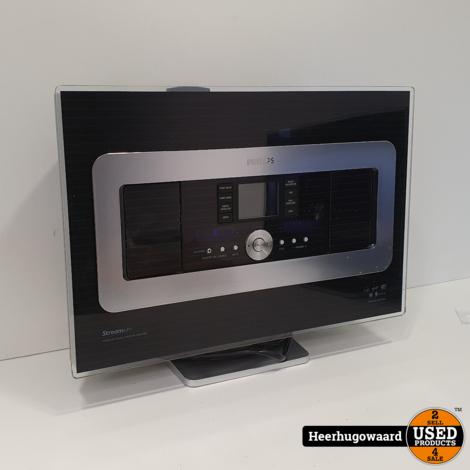 Philips WAC7000/12 Wireless Music Centre Compleet in Goede Staat