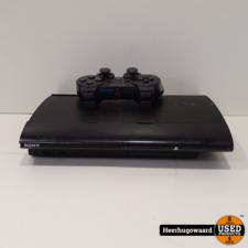 Playstation 3 Ultra Slim Zwart 320GB in Goede Staat