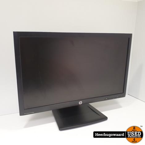 HP Compac LA2306x 23'' Full HD Monitor DVI in Redelijke Staat