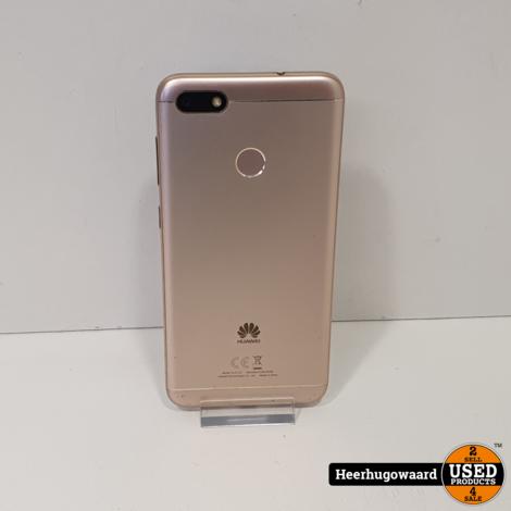 Huawei Y6 Pro 2017 16GB Dual Sim in Goede Staat