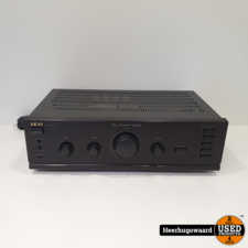 Akai AM-17 Stereo Integrated Amplifier in Goede Staat